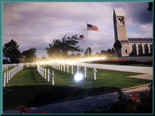 American cemetery at St. Avold, France